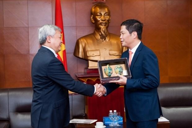 Vietnam - Indonesie: Vers une cooperation plus efficace dans le commerce et l'industrie hinh anh 1