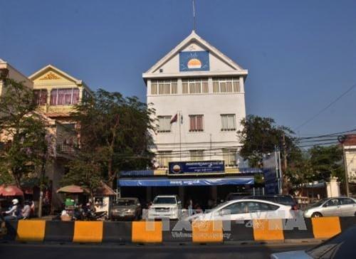 Cambodge: le Parti CNRP depourvu provisoirement de president hinh anh 1
