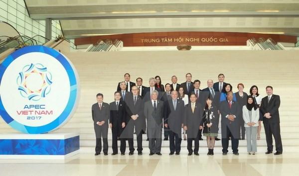 APEC 2017: la SOM 1 et les reunions connexes se tiendront dans la ville de Nha Trang hinh anh 1