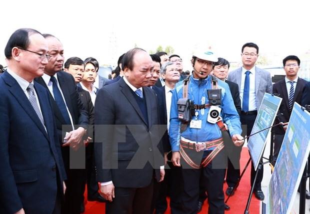 Le PM exhorte Bac Ninh a devenir l'une des villes les plus competitives et creatives en Asie hinh anh 2