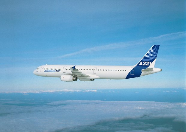 Vietnam Airlines loue six appareils de nouvelle generation Airbus A321 neo hinh anh 1