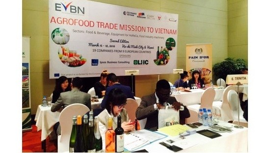 Une trentaine d'entreprises europeennes participeront a Agrofood Trade Mission 2017 hinh anh 1
