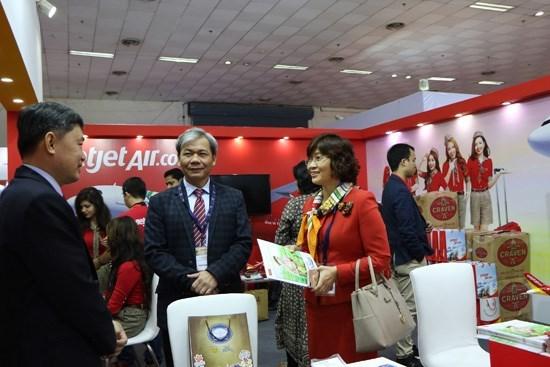 Le Vietnam participe a un salon du tourisme en Inde hinh anh 1