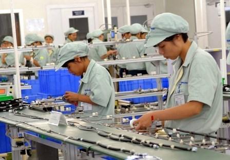 Ha Nam resout la penurie de main-d'œuvre des entreprises d'IDE hinh anh 1