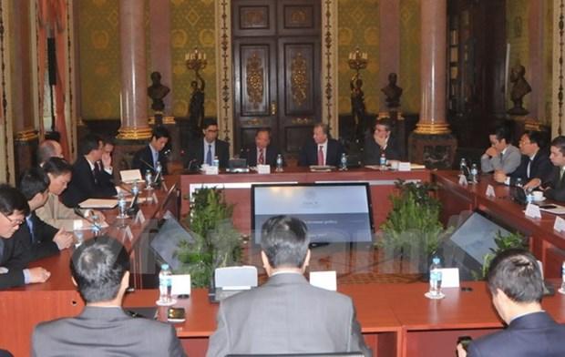Vietnam et Mexique renforcent la cooperation dans le secteur financier hinh anh 1