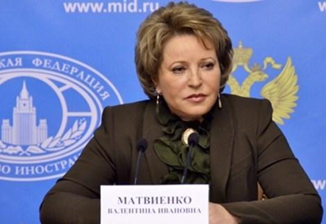 La presidente du Conseil de la Federation russe attendue au Vietnam hinh anh 1