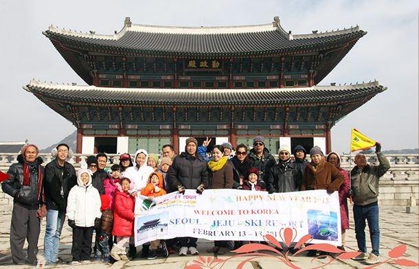 Tourisme: la Republique de Coree courtise les touristes vietnamiens hinh anh 1