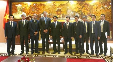 Hanoi veut tisser des liens plus etroits avec Buenos Aires hinh anh 1