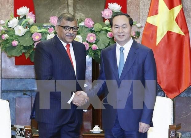 Acceleration de la cooperation Vietnam-Singapour dans la reforme judiciaire hinh anh 1