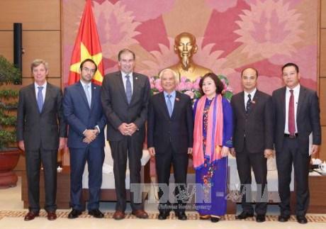 Un legislateur appelle a renforcer les relations Vietnam-Argentine hinh anh 1