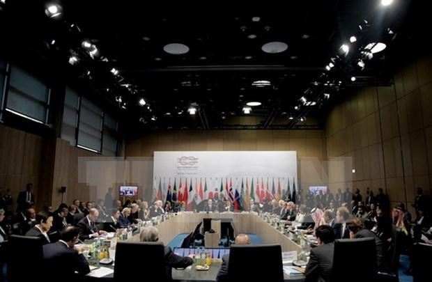 G20 : le Vietnam apprecie pour ses contributions actives a la reunion ministerielle hinh anh 1
