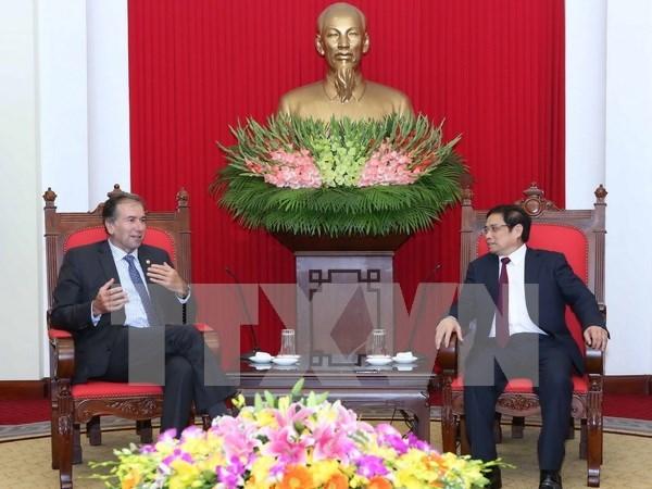 Un responsable du Parti veut renforcer les relations avec l'Argentine hinh anh 1