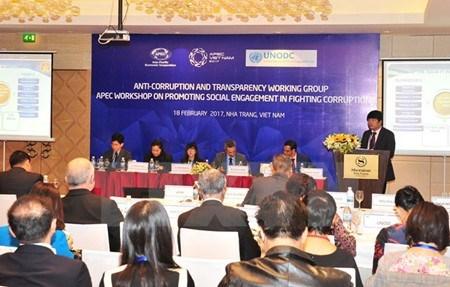 Le Vietnam propose plusieurs initiatives lors des reunion des groupes de travail de l'APEC hinh anh 1