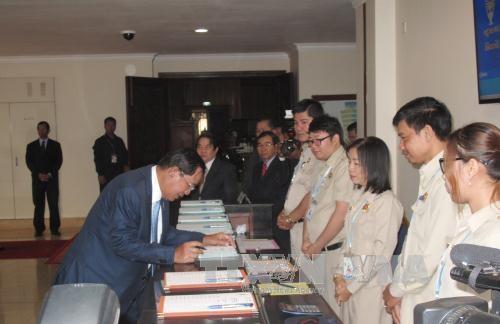 Le Cambodge approuve le projet de loi sur les Partis politiques (amende) hinh anh 1