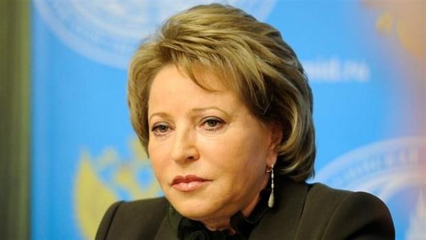 La presidente du Conseil de la Federation de Russie en visite officielle au Vietnam hinh anh 1