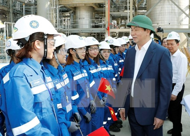 Thanh Hoa compte devenir une province developpee d'ici 2020 hinh anh 1