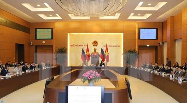 Vietnam-Russie : renforcement des relations de partenariat entre les localites hinh anh 1