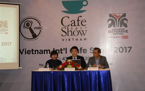 Prochaine exposition internationale sur le cafe a Ho Chi Minh-Ville hinh anh 1
