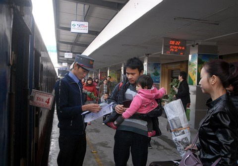 Reseau ferroviaire : necessite d'une profonde modernisation hinh anh 1