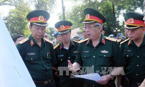 Operations de maintien de la paix: L'hopital militaire mobile du Vietnam partira en decembre hinh anh 1