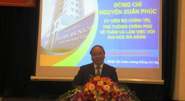 L'Universite de Da Nang exhortee a devenir un centre de formation au niveau international hinh anh 1