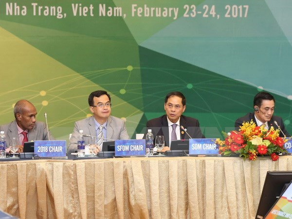 Cloture de la conference des vice-ministres des Finances de l'APEC hinh anh 1
