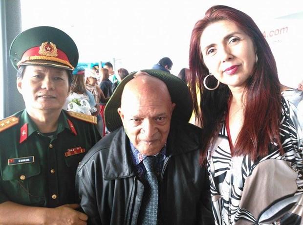 Adieu a Carlos Argenis Martinez, un bon ami du peuple vietnamien hinh anh 1