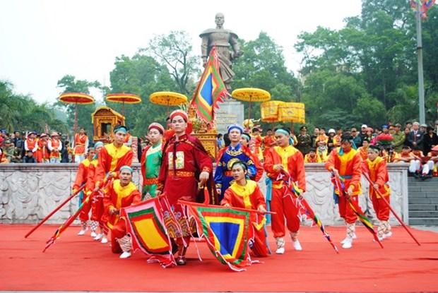 Quang Ninh : bientot la fete du temple Cua Ong 2017 hinh anh 1