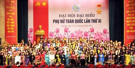 Plus de 1.400 delegues participeront du 12e Congres national des femmes hinh anh 1
