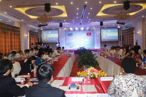 Promotion du commerce et du tourisme Vietnam-Afrique du Sud hinh anh 1