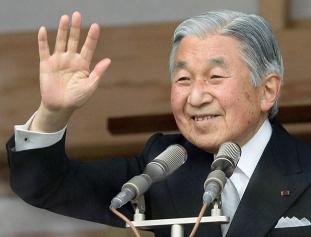 L'Emperreur du Japon et son epouse entament une visite d'Etat au Vietnam hinh anh 1