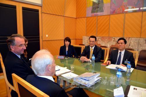 Droits de l'homme : le Vietnam continue de contribuer activement aux initiatives internationales hinh anh 1