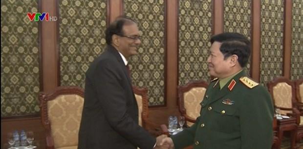 Vietnam – Inde : dialogue sur la politique de defense hinh anh 1