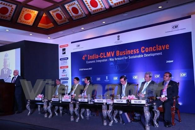 Le Vietnam et l'Inde renforce leur cooperation economique hinh anh 1
