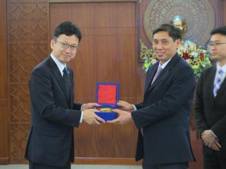 APEC 2017: Khanh Hoa souhaite attirer davantage d'investisseurs japonais hinh anh 1
