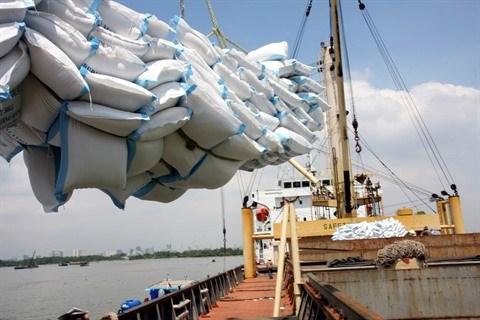 Le Vietnam devrait exporter plus de 5 millions de tonnes de riz en 2017 hinh anh 1