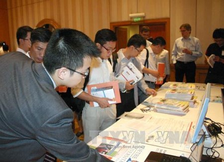«Journee scientifique de l'Allemagne» a Ho Chi Minh-Ville hinh anh 1