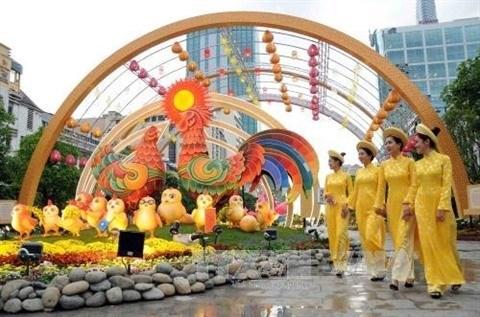 Ho Chi Minh-Ville a besoin des produits culturels typiques hinh anh 2