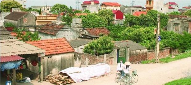 Construction d'un village de Nouvelle ruralite Vietnam-R. de Coree a Hau Giang hinh anh 1