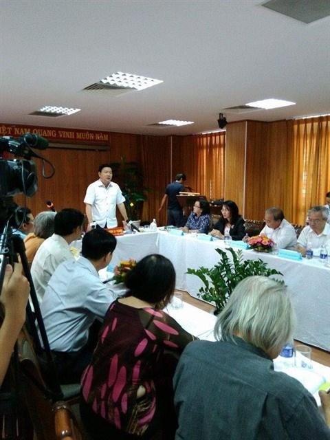 Ho Chi Minh-Ville a besoin des produits culturels typiques hinh anh 1