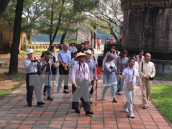 Promotion de la cooperation integrale entre le Japon et la province de Thua Thien-Hue hinh anh 1