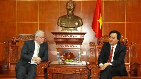 Vietnam - Australie : Promotion de la cooperation dans l'education et la formation hinh anh 1