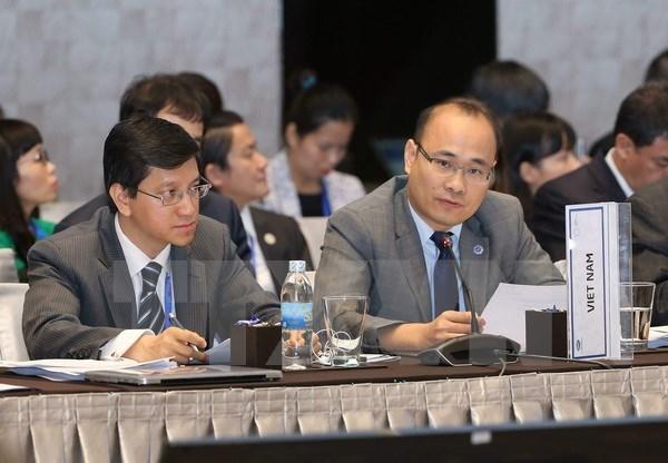 Concretisation des priorites de l'Annee de l'APEC 2017 hinh anh 1