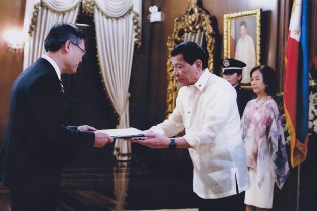 Philippines et Vietnam doivent promouvoir leur cooperation multiforme hinh anh 1