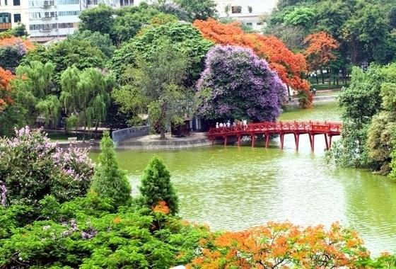 Hanoi dans le top dix des destinations les plus attrayantes dans le monde au Printemps hinh anh 1