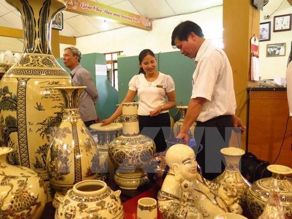 Produits artisanaux : 1,6 milliard de dollars d'exportations par an hinh anh 1