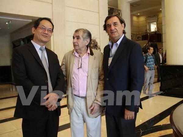Vietnam et Argentine souhaitent intensifier leur cooperation dans le commerce hinh anh 1