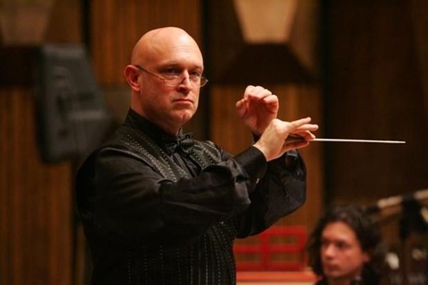 Concert avec le chef d'orchestre Daniel Gazon hinh anh 1