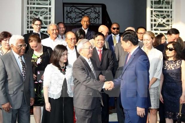 Ho Chi Minh-Ville et San Francisco intensifient leurs relations hinh anh 1