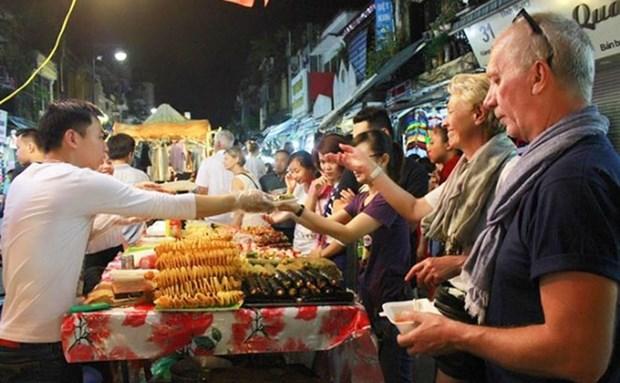 Hanoi au top des destinations gastronomiques hinh anh 1